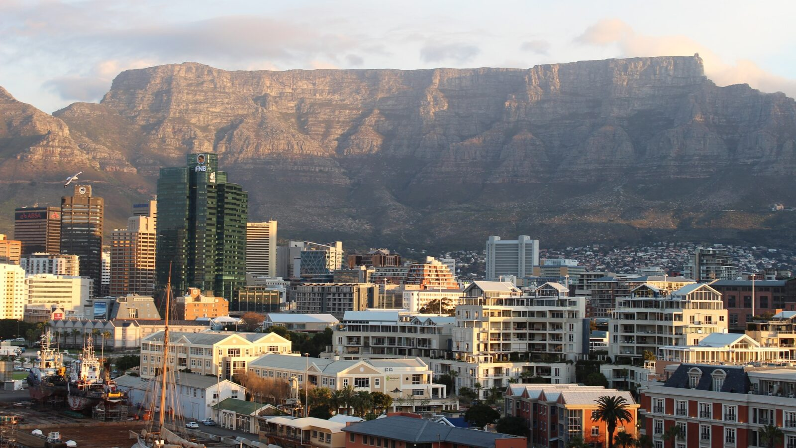 Image of Table Mountain Cape Town South Africa