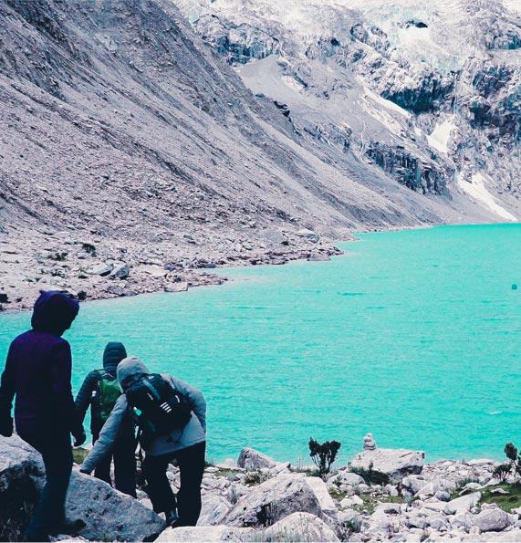 Newton Fund Peru Cascada project image