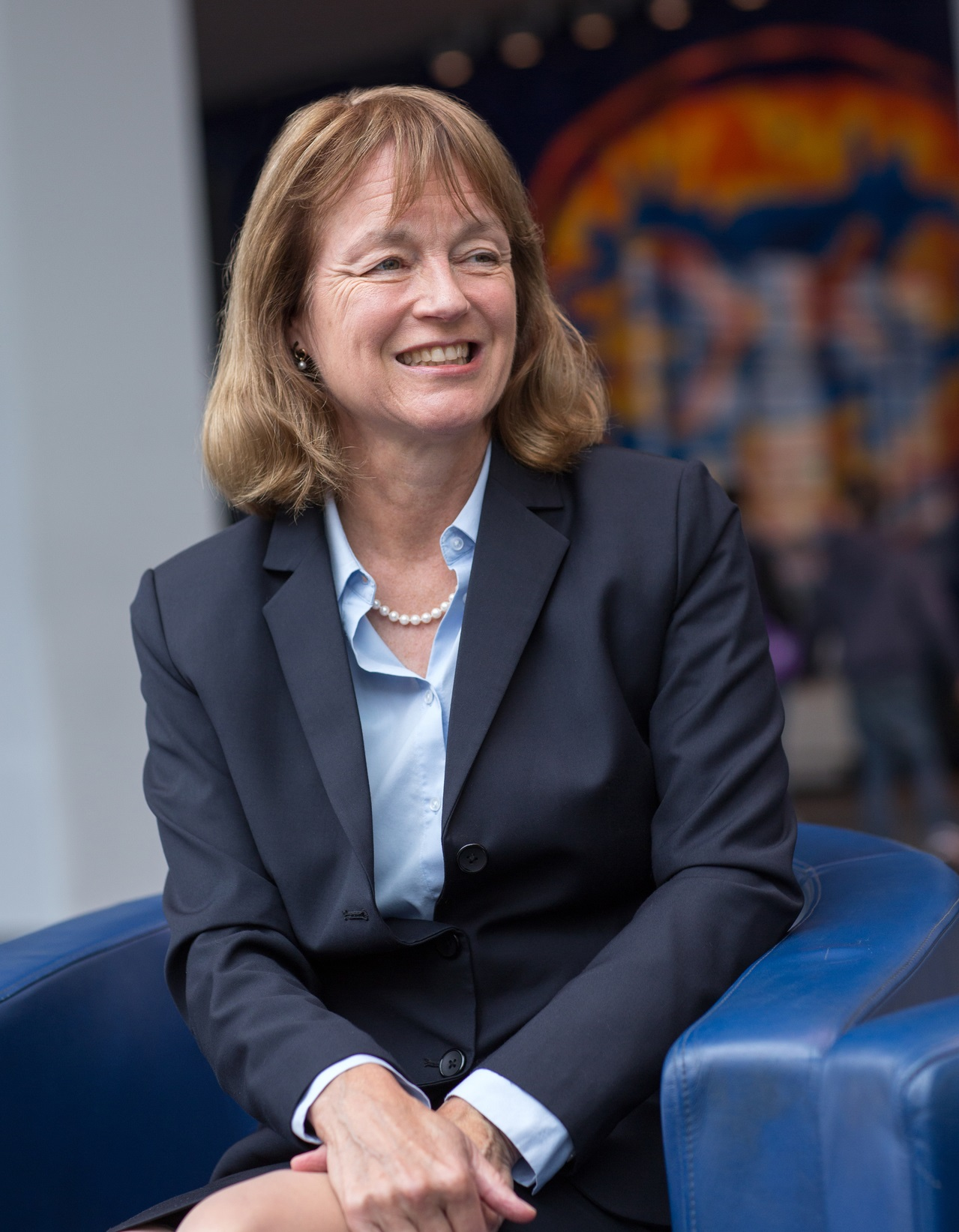 Image of Professor Alice Gast, Imperial College London President and Newton Prize Committee Chair