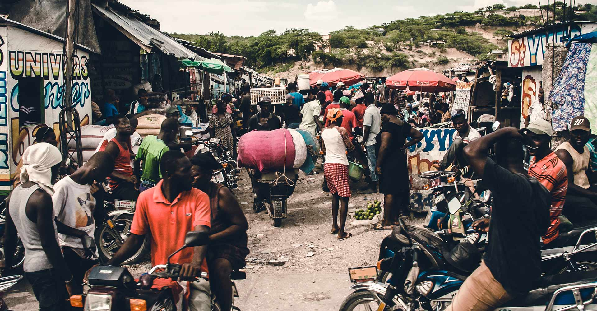 Banner image of Haiti