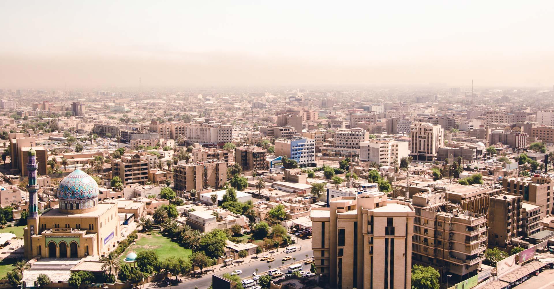 Banner image of Iraq