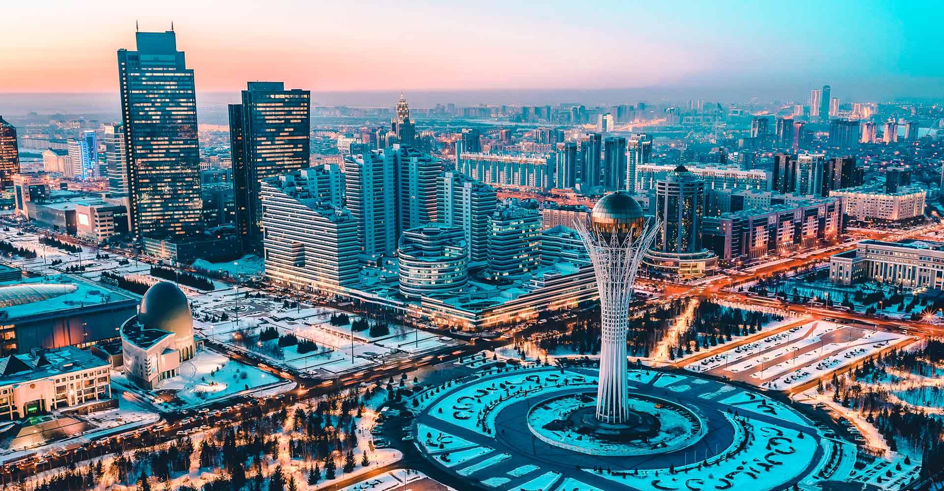 Banner image of Kazakhstan