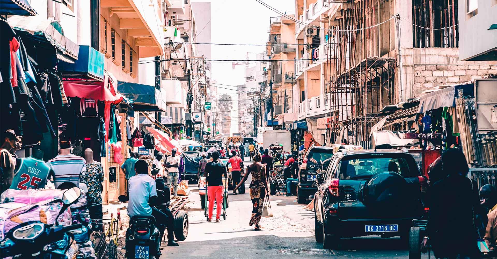 Banner image of Senegal