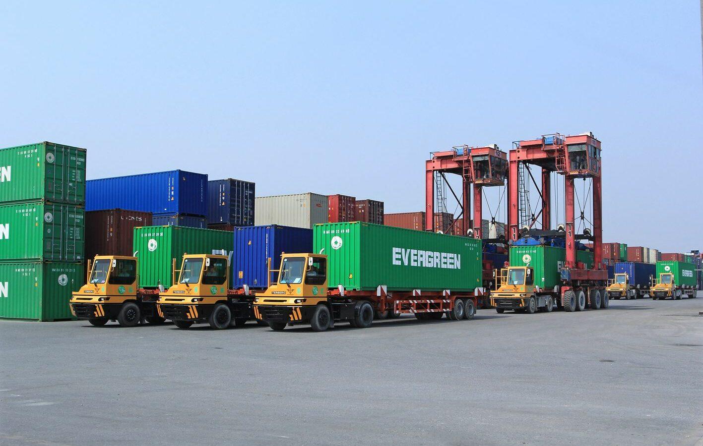Vietnam maritime logistics