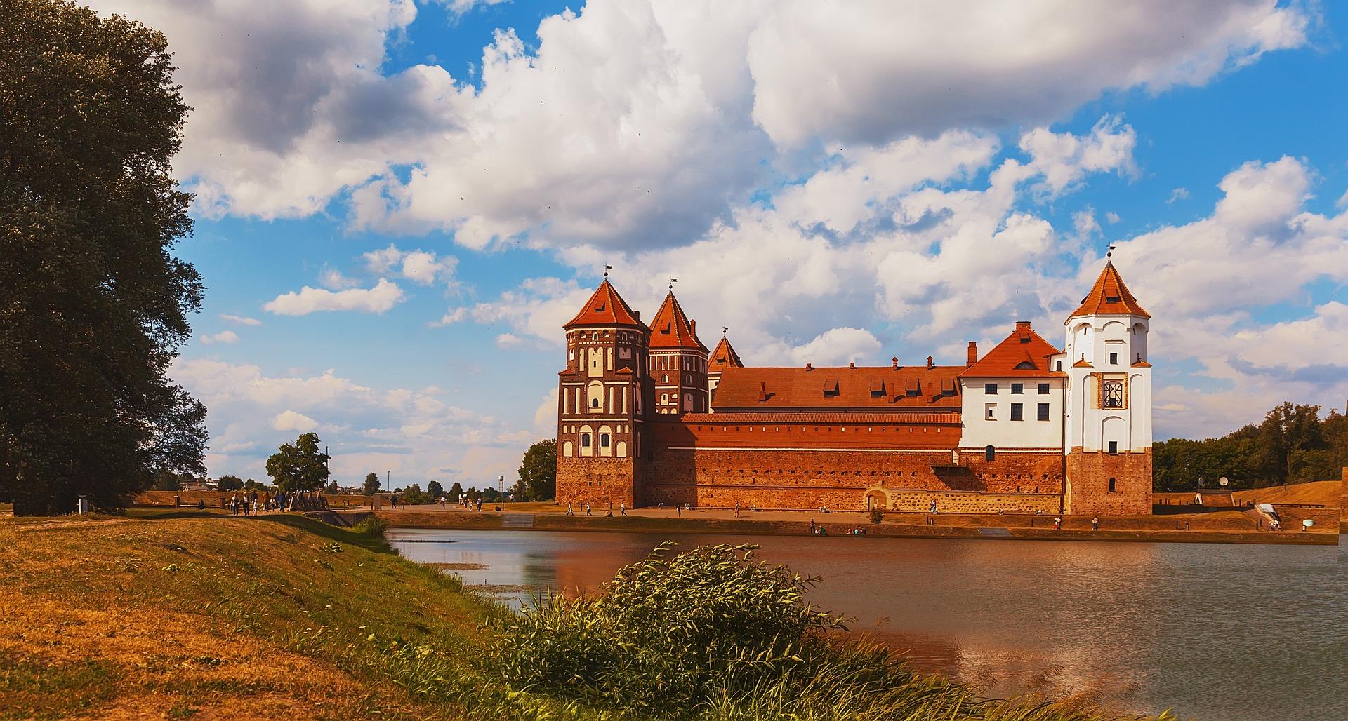 Castle in Belarus