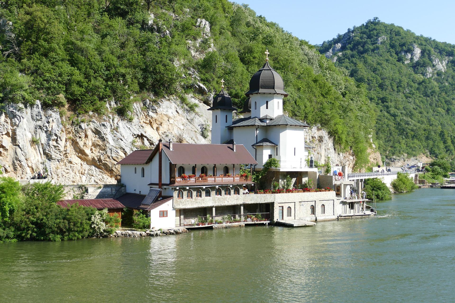 Danube in Serbia