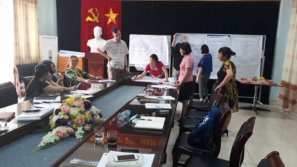 Training workshop vietnam