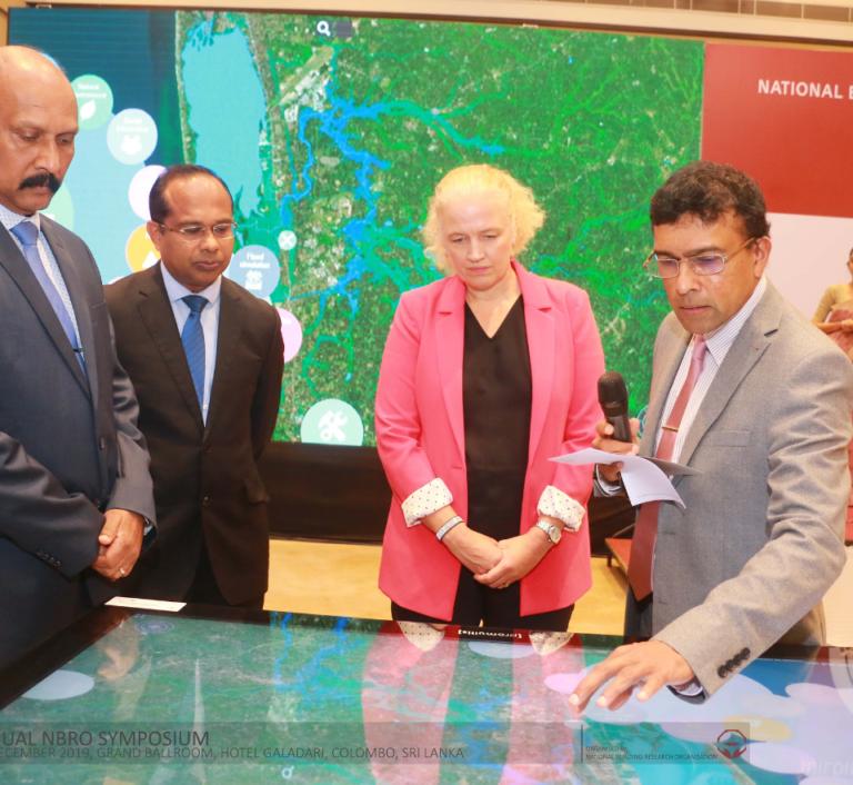 MOBILISE partners in Sri Lanka